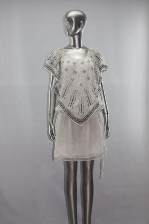 Jonesy drawstring dress