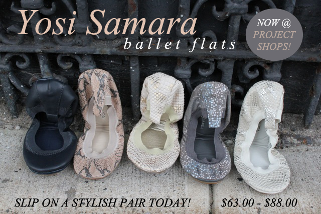 Shoe Patrol - Sweet, Stylish Ballet Flats