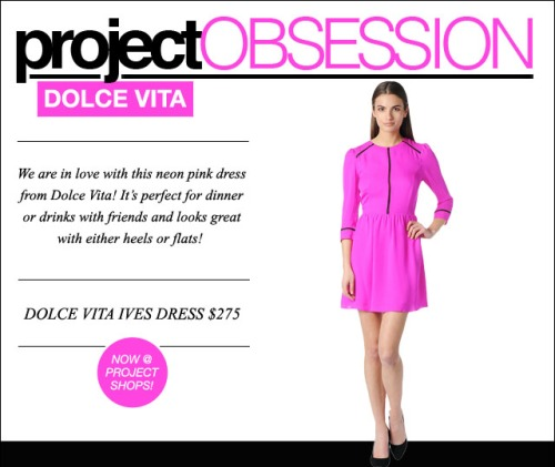 PROJECT OBSESSION