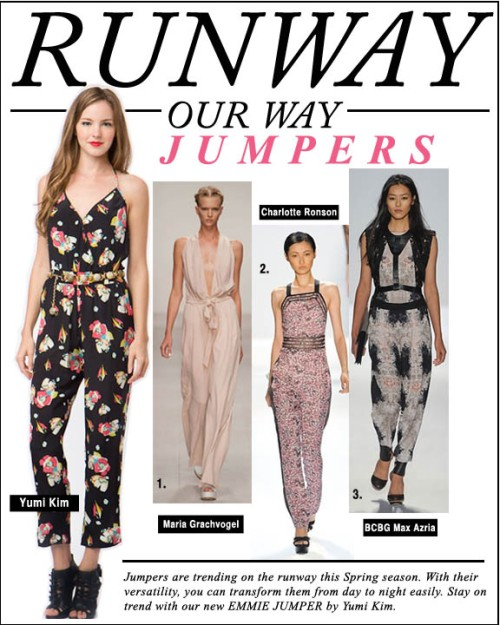 Runway Our Way - Jumpers