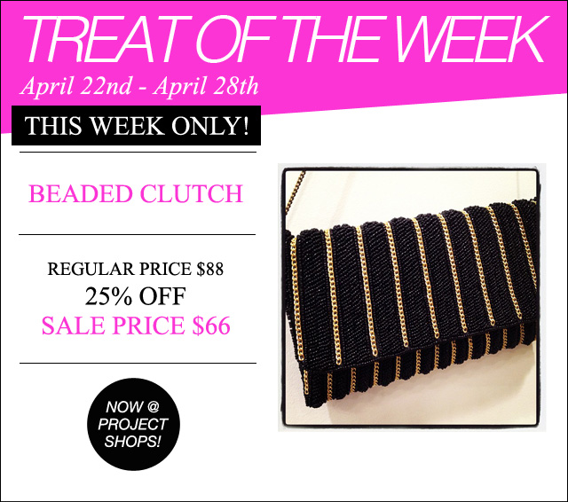 Treat of the Week-Clutch