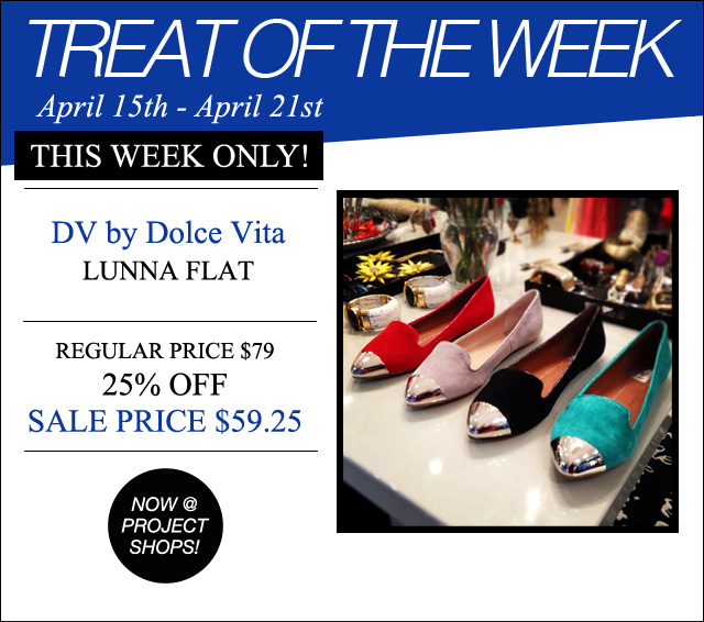 Treat of the Week-Lunna Flat