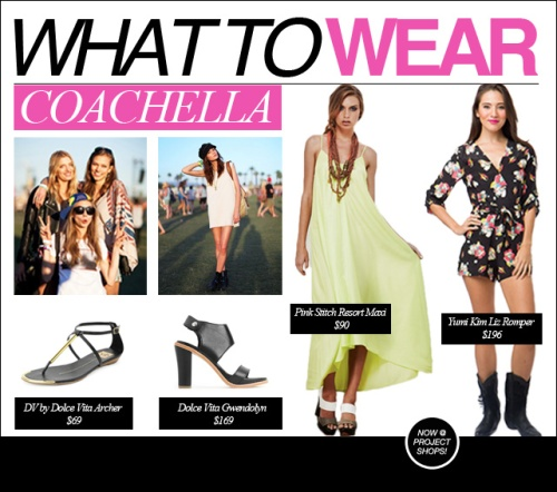 What to Wear Coachella