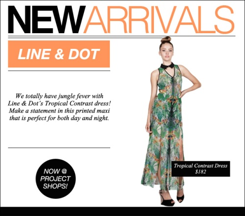 NEW ARRIVALS_Line & Dot