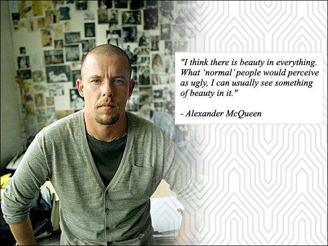 alexander mcqueen | I Love Project