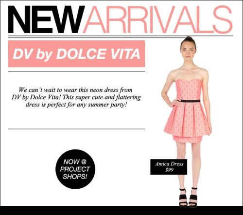 NEW ARRIVALS_Dolce Vita Amica