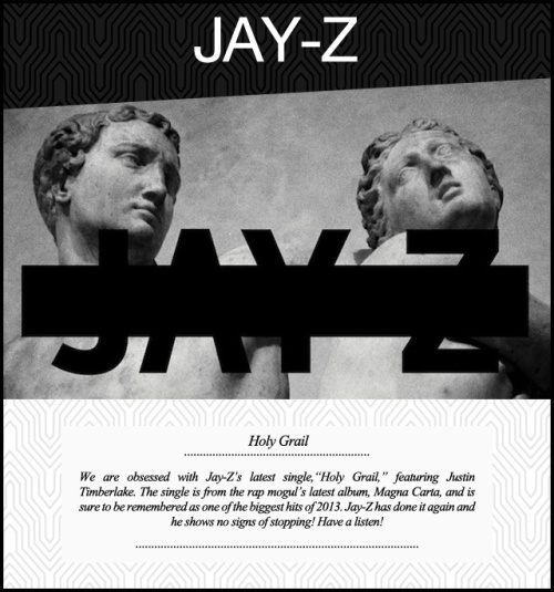 Music Monday Jay-Z