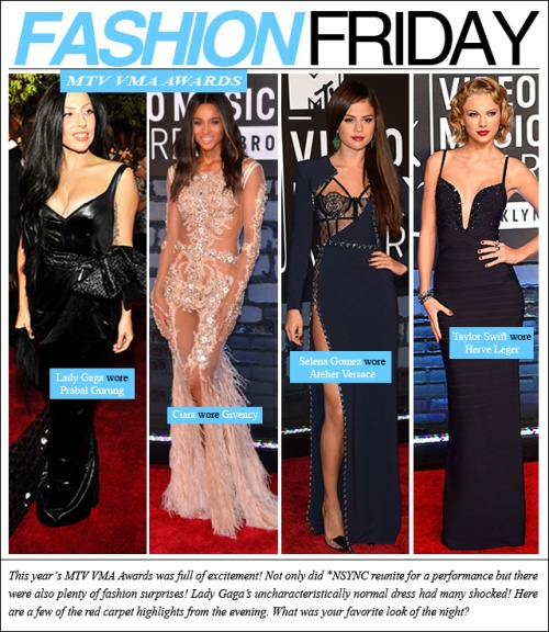 fashion friday vma awards