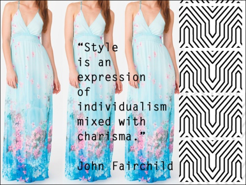 Quote - john fairchild)