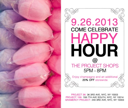 Project HAPPY HOUR