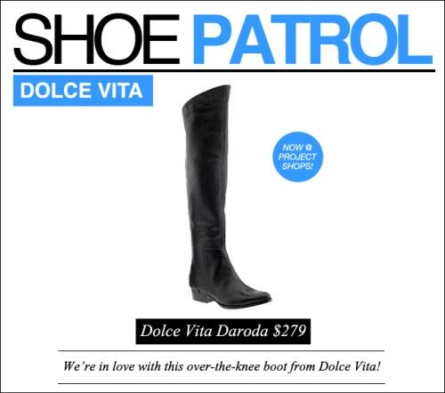 Shoe Patrol Daroda